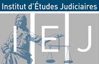 Logo Institut d'Études Judiciaires
